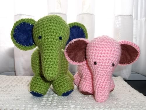 olifant patroon haken