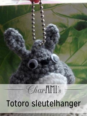 Totoro © Charami