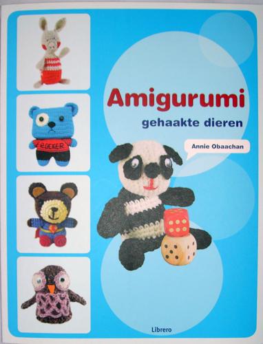 Mijn eerste amigurumi Charami.com