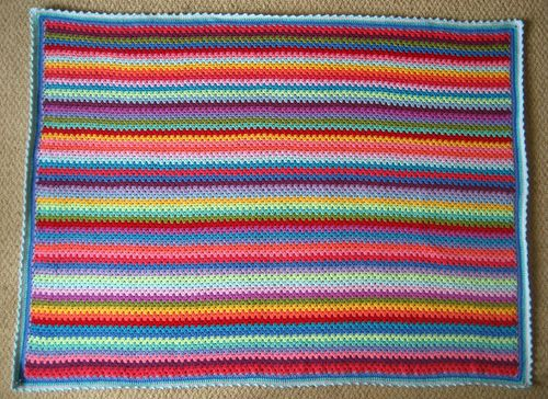 Granny Stripe door Lucy van Attic24