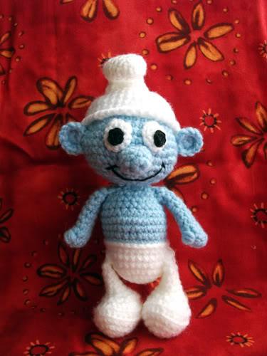 Charami's Smurf