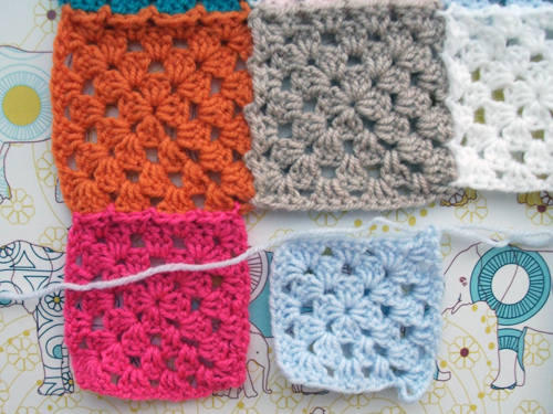 Tutorial Vastmaken Van Granny Squares As You Go Charamicom