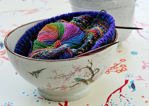 Ameria's Yarn Bowl