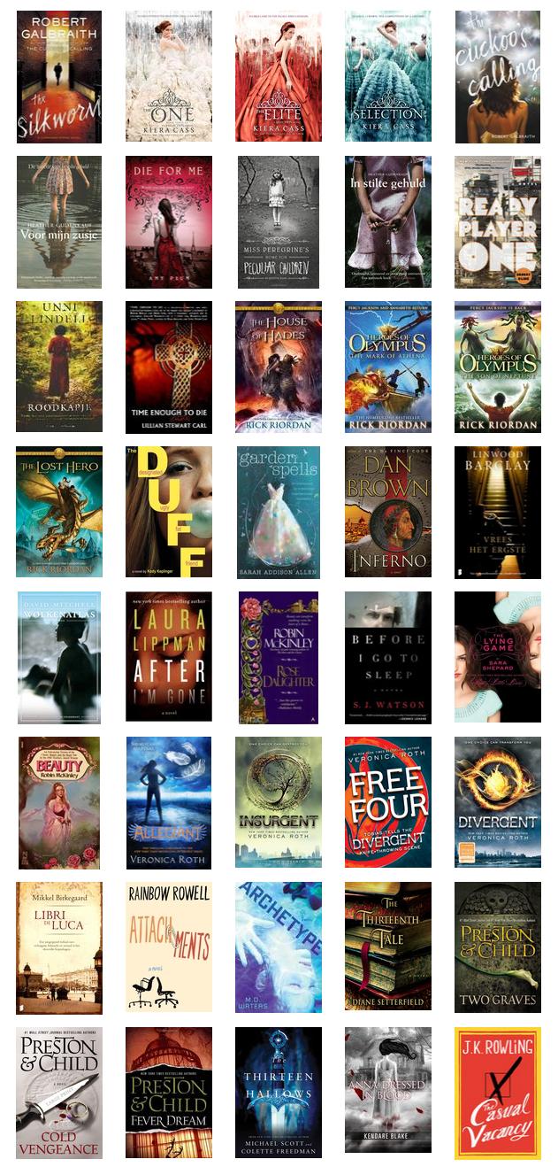 2014-boeken