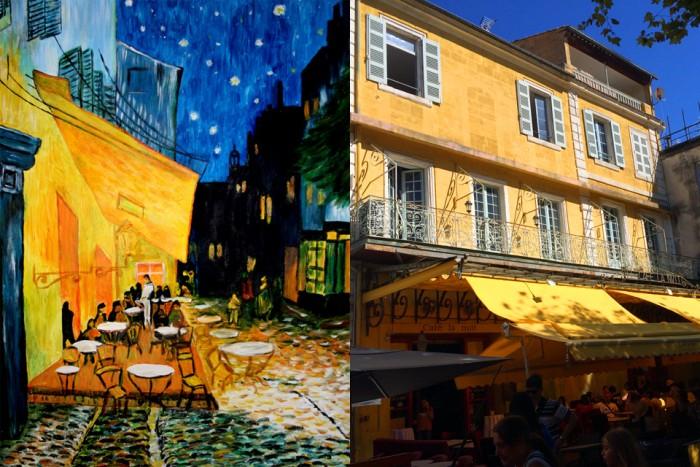 Van Gogh - Café de la nuit