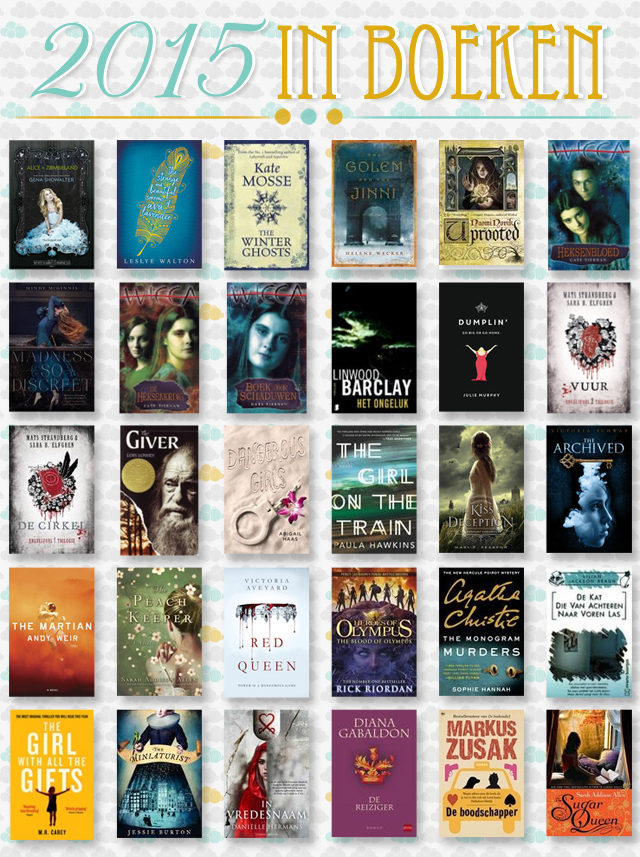 2015 boeken