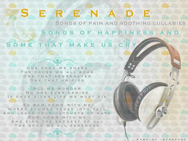 Muziek - Serenade