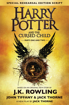 harry potter and the cursed child jk rowling