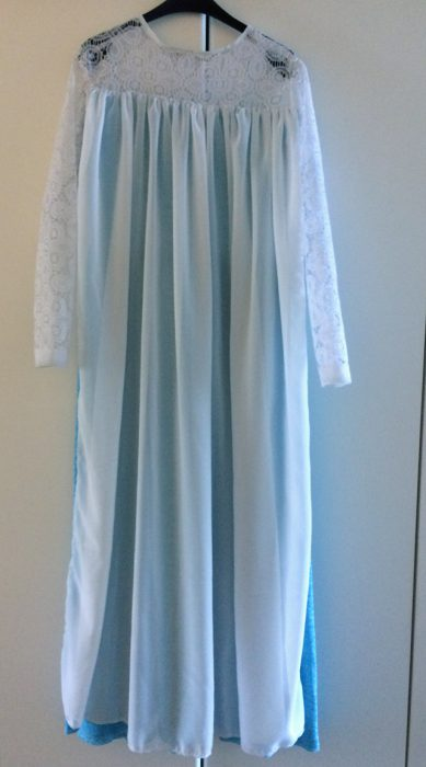 mooie elsa jurk